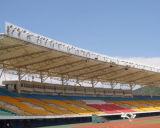 Diseño del edificio del gimnasio de la estructura de acero