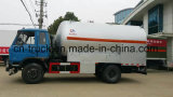 タンク15m3バルクLPGトラックを補充するHotsales Dongfeng 170HP 6t LPG