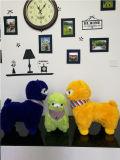 Recheado de brinquedos a alpaca, Plush Alpaca Toy, Soft Alpaca Toy