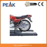 Outil de remorquage de motos avec remplacement de pneu