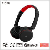 Comfortabele Draadloze Stereo Mobiele Hoofdtelefoon Bluetooth in Microfoon