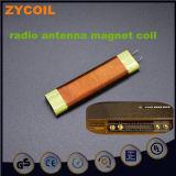Antena de rádio magneto de ferrite indutor da bobina