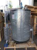 Gás & petróleo - gerador de vapor vertical despedido de 50 Kg/H
