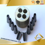 Pfosten-Spannanker-Block für Aufbau