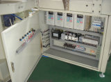 Автоматический тюфяк опрокидывая швейную машину края ленты
