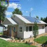 Energia solar da fora-Grade do uso da família