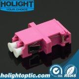 LC aan LC de Optische Adapter van de Vezel met Blinden