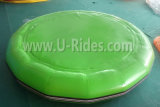 Надувные плоты воды за круглым столом для водного парка Firberglass слайд