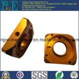 高精度の金属CNCの製粉のコーティングの部品