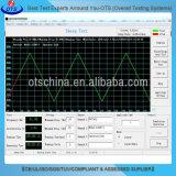 La vibración mecánica de baja frecuencia de vibración de la máquina de pruebas de simulación