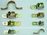 China-fabrikmäßig hergestelltes Farben-Zink-verbiegendes Befestigungsteil-Blech-Teil