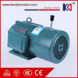 Seul/ trois phase AC électrique du moteur de frein