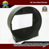 Обслуживание пластмассы CNC частей CNC ABS клобука объектива подвергая механической обработке подвергая механической обработке