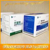 Het goedkope Hoogtepunt plaatst de Douane Afgedrukte Schoonheid van het Document Kosmetisch Vakje (blf-PBO344)