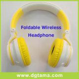 Design pliable Bluetooth V3.0 + EDR Microphone stéréo et casque d'annulation de bruit