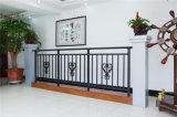 Balcon en acier galvanisé décoratif de haute qualité 14 de clôture d'alliage d'aluminium