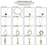 Speciaal Ontwerp en Nieuwe Manier 925 van 2017 de Geplateerde Zilveren Oorringen van de Parel voor Oorringen E6443 van de Juwelen van de Charme van de Verkoop van de Fabriek van de Toebehoren van de Vrouw de Directe