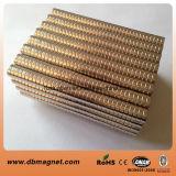 N50 de Vrije Magneten van het Neodymium van de Motor van de Cilinder van de Steekproef