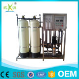 Machine de traitement de l'eau potable RO / Machine de filtration de purification d'eau / Système d'osmose inverse (1000L / H)