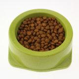 Bol en bambou Eco- d'aliment pour animaux familiers de fibre de Friengly de qualité (BC-P1005)