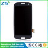SamsungギャラクシーS3タッチ画面のための白く黒い電話LCDスクリーンアセンブリ