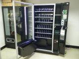 Snack grande y bebida máquina combinada de venta (KM006)