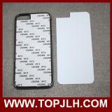 pour l'iPhone 6/6s plus la caisse dure de 2D PC de sublimation