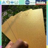 Revestimento em pó de ouro de doces metálico para Móveis de metal