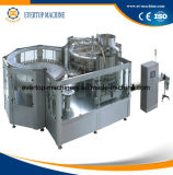 自動炭酸飲む充填機か装置または生産ライン