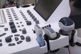 """19 de """" Medische Ultrasone klank van Doppler van de Kleur van de Scanner van de Ultrasone klank van het Karretje van de Apparatuur 4D"""