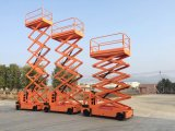 Quolified Scissor Lift with Battery