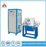 Utilização industrial Forno de aquecimento por indução eléctrica para fundição de cobre (JLZ-45)