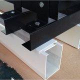 Kundenspezifische Größen-moderner Entwurfs-ue-förmig Leitblech-Aluminiumdecke