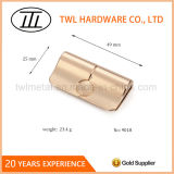 Helle Goldfarben-Metallbefestigungsteile für Handtaschen