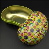 パッキングギフト用の箱の金属のCandy&Sweetsの再生利用できる容器(B001-V19)