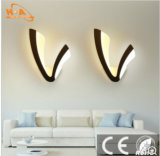 precio de fábrica 300*250*50mm LED Lámpara de pared caliente