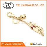 Pendente d'attaccatura chiave diretto del metallo degli accessori della decorazione del sacchetto del hardware di Facotory