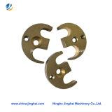 Precision cobre/alumínio instrumento eléctrico peças de usinagem CNC