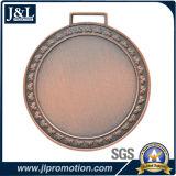 Medaglione d'ottone antico di disegno del cliente della medaglia
