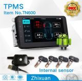 TPMS Autoreifen-Druck-Monitor-Systems-androider Navigation USB