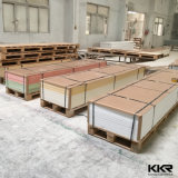 Поверхность Shenzhen доработанная ценой по прейскуранту завода-изготовителя акриловая твердая для гостиницы
