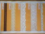 Machine de tressage de lacet de jacquard de fils de coton automatisée