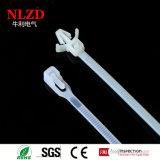 Старения устойчив нейлоновые66 нажмите монтажа кабельных стяжек palstic нажмите установка zip реактивной тяги
