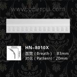 Hn8010Xを形成する高密度および品質PUの天井のコーニス