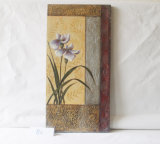 Rosemary Pattern Home Decorative Canvas Hanging Painting