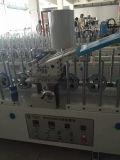 Purの熱い溶解の付着力のウォールボードの装飾的なTUVによって証明されるMingdeのブランドの木工業機械