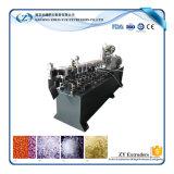 Uso de Laboratorio granulador Máquina / Maquinaria para el granulado de plástico