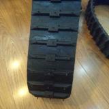 Piste en caoutchouc 150*59*39 de Puyi avec des roues pour le robot/petites machines