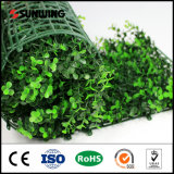 Barriere verdi artificiali del Boxwood della rete fissa del foglio di alta qualità