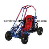 110cc unique cylindre à 4 Go Kart automatique Air-Cooled de course